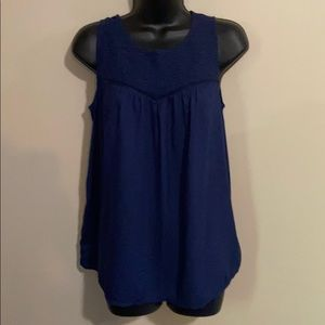 NWT Old Navy Navy Tank Top Size Small